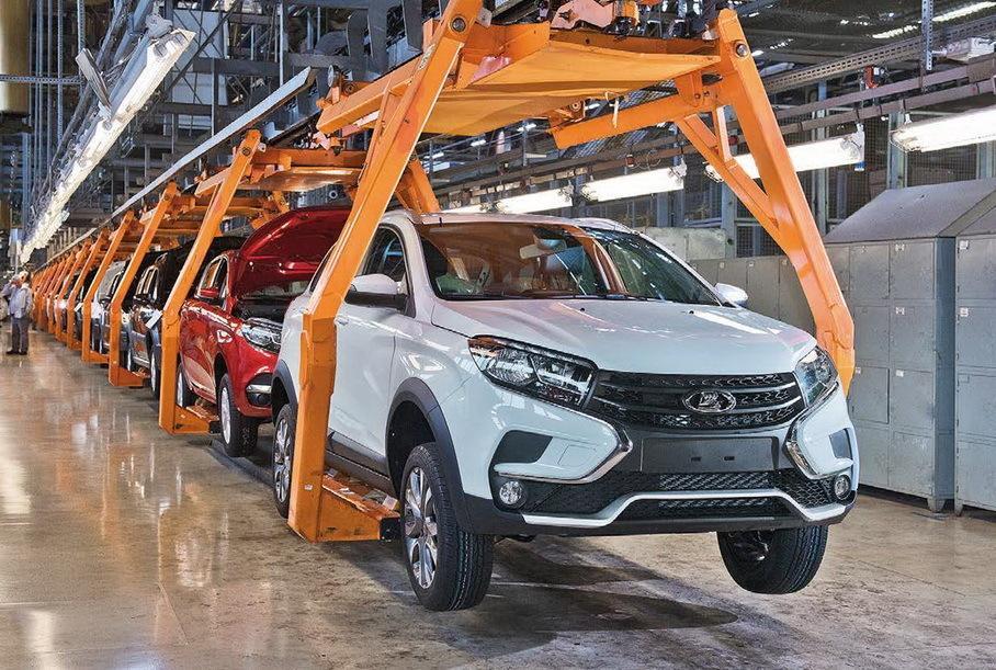 АвтоВАЗ начнет работать сверхурочно из-за увеличения спроса