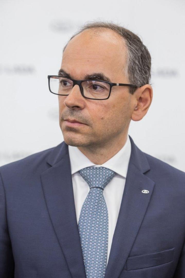 Ив Каракатзанис вступил в должность Президента ПАО ''АВТОВАЗ''