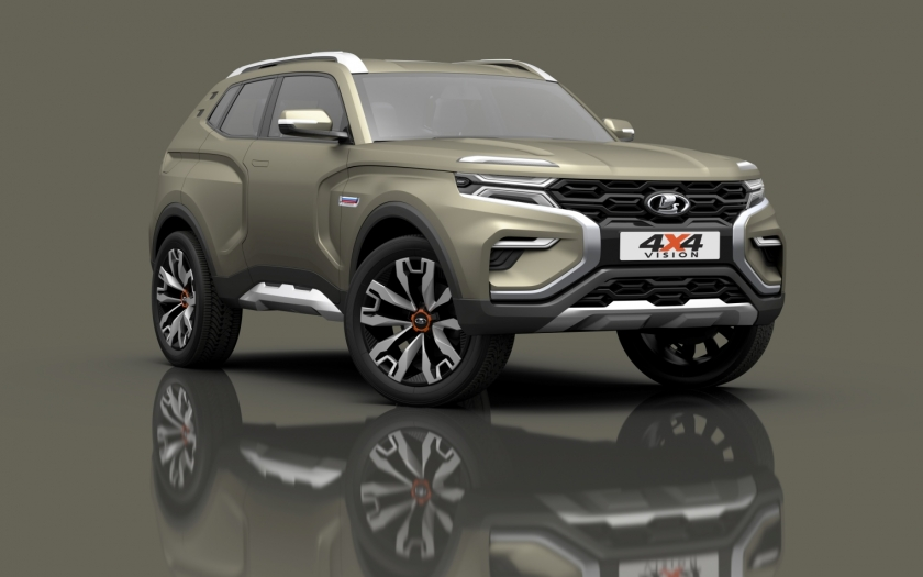 LADA представила 4 новые модели и показала развитие дизайн-концепции Бренда