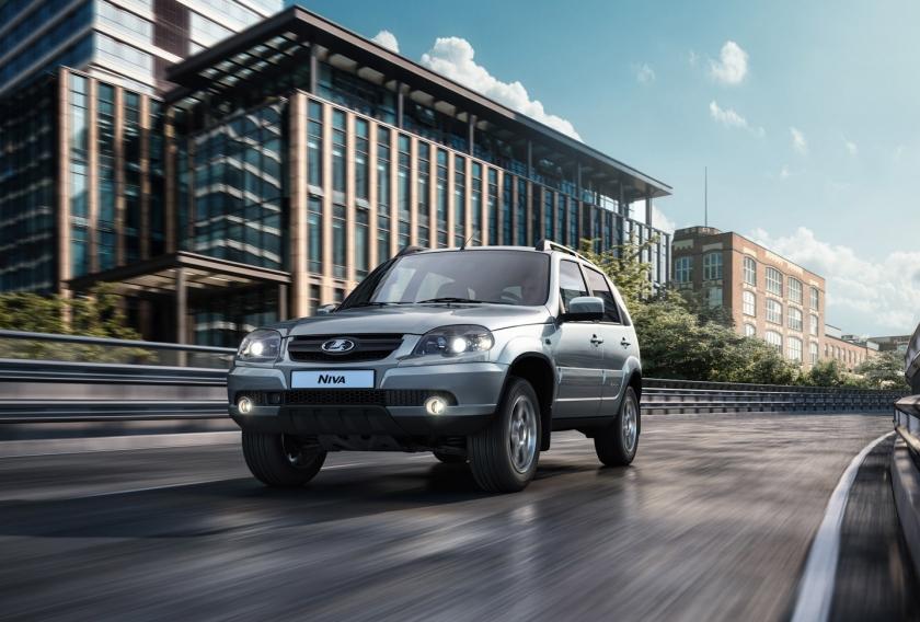 Новые автомобили LADA на выгодных условиях