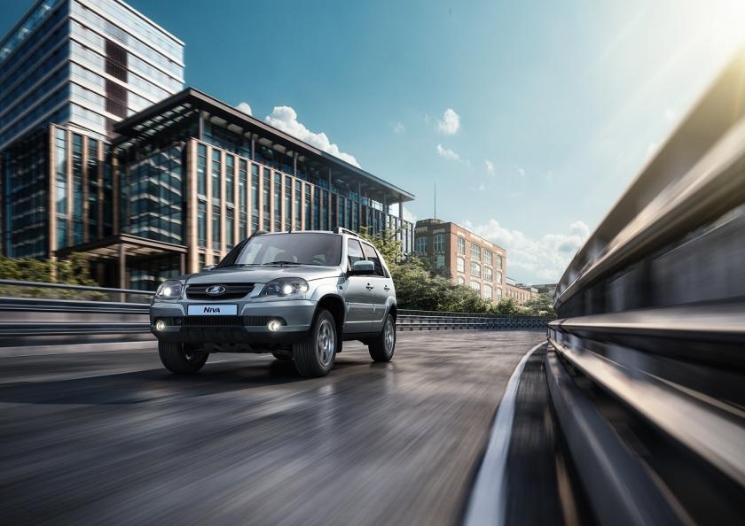 АВТОВАЗ объявляет старт продаж LADA Niva