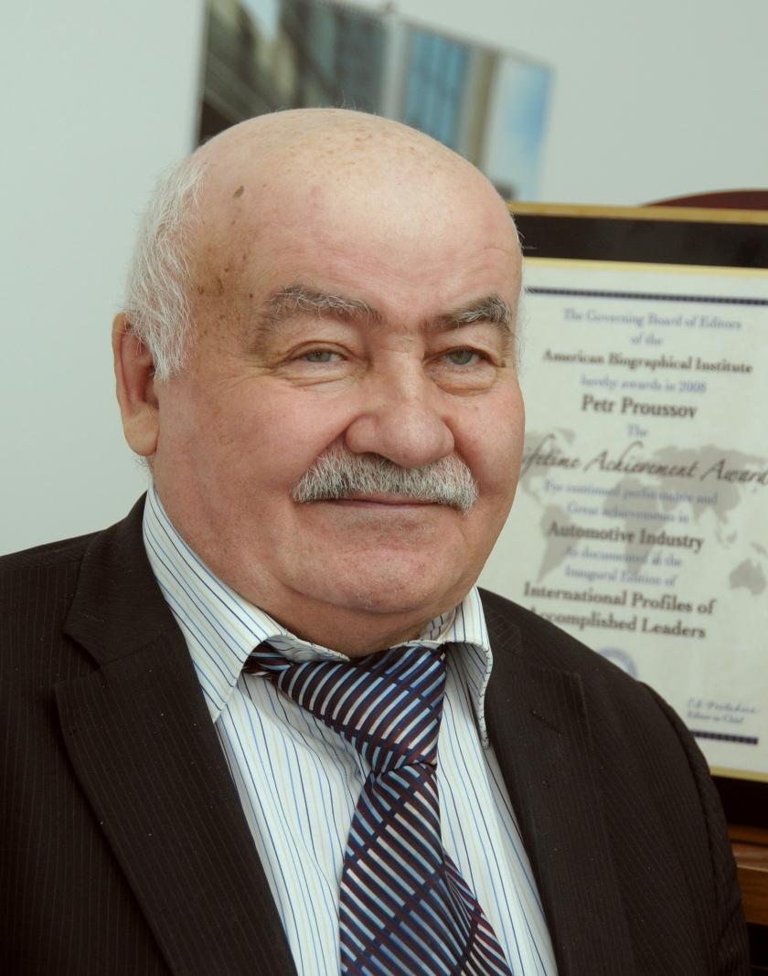 Скончался создатель легендарной ВАЗ 2121 «Нива» Петр Михайлович Прусов