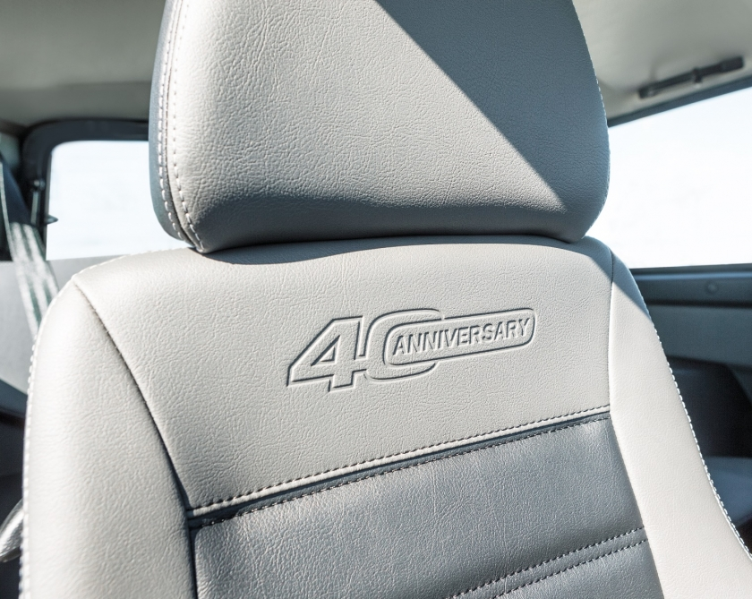 LADA 4х4: юбилейная версия в честь 40-летия автомобиля