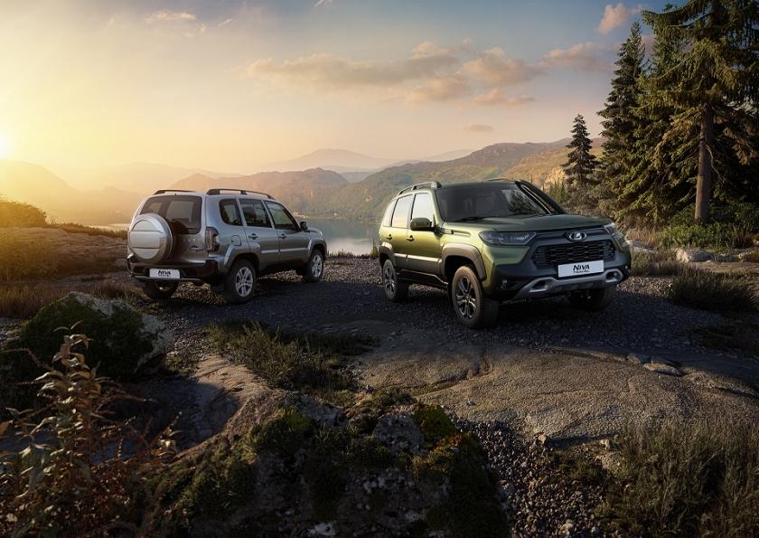 Лидеры аграрной отрасли увеличили закупки автомобилей из внедорожной линейки: LADA Niva Legend и LADA Niva Travel