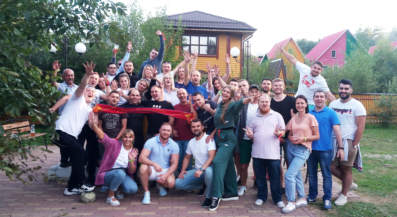 НАМ 1 ГОД! LADA АВТОМИР-Брянск отметил первую годовщину!