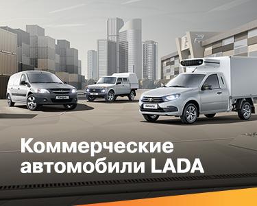 Коммерческие и специальные автомобили
