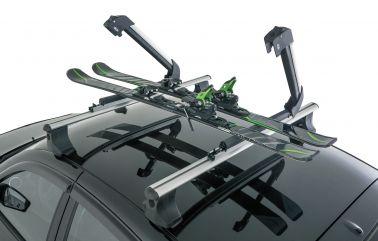 Крепление на багажник для перевозки лыж (4 пары) и сноуборда (2 пары)