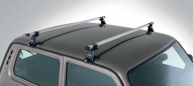 Багажник в сборе (алюминиевая дуга L=1350 мм)
