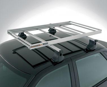 Грузовая корзина 1200х700 (алюминиевая)