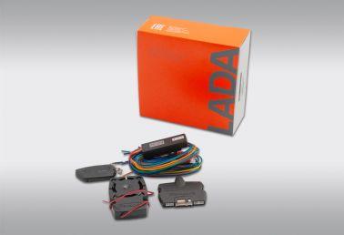 Охранная система с двусторонней связью Pandora DX 90S
