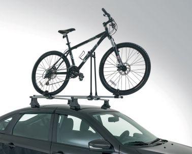 Крепление на багажник для перевозки велосипеда (алюминиевое)