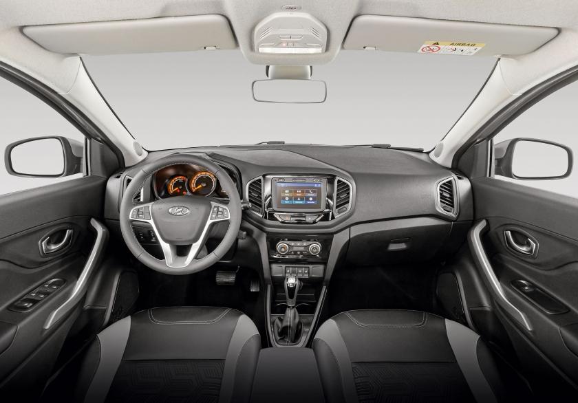LADA XRAY Cross с автоматической трансмиссией – старт продаж