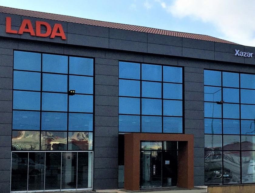 LADA усиливает свои позиции в Азербайджане