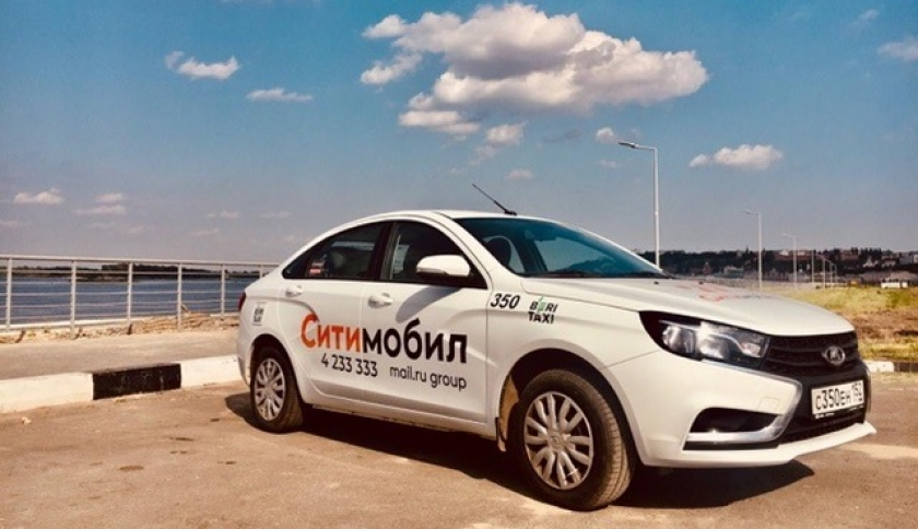 АВТОВАЗ поставил 300 автомобилей для BERITAXI
