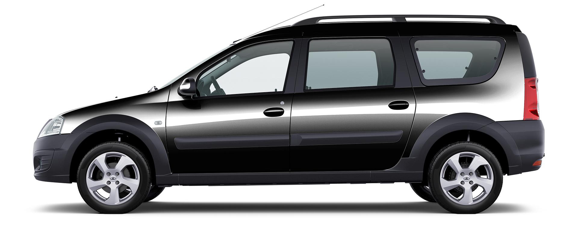 LADA Largus универсал CNG  – Технические характеристики –  Официальный сайт LADA