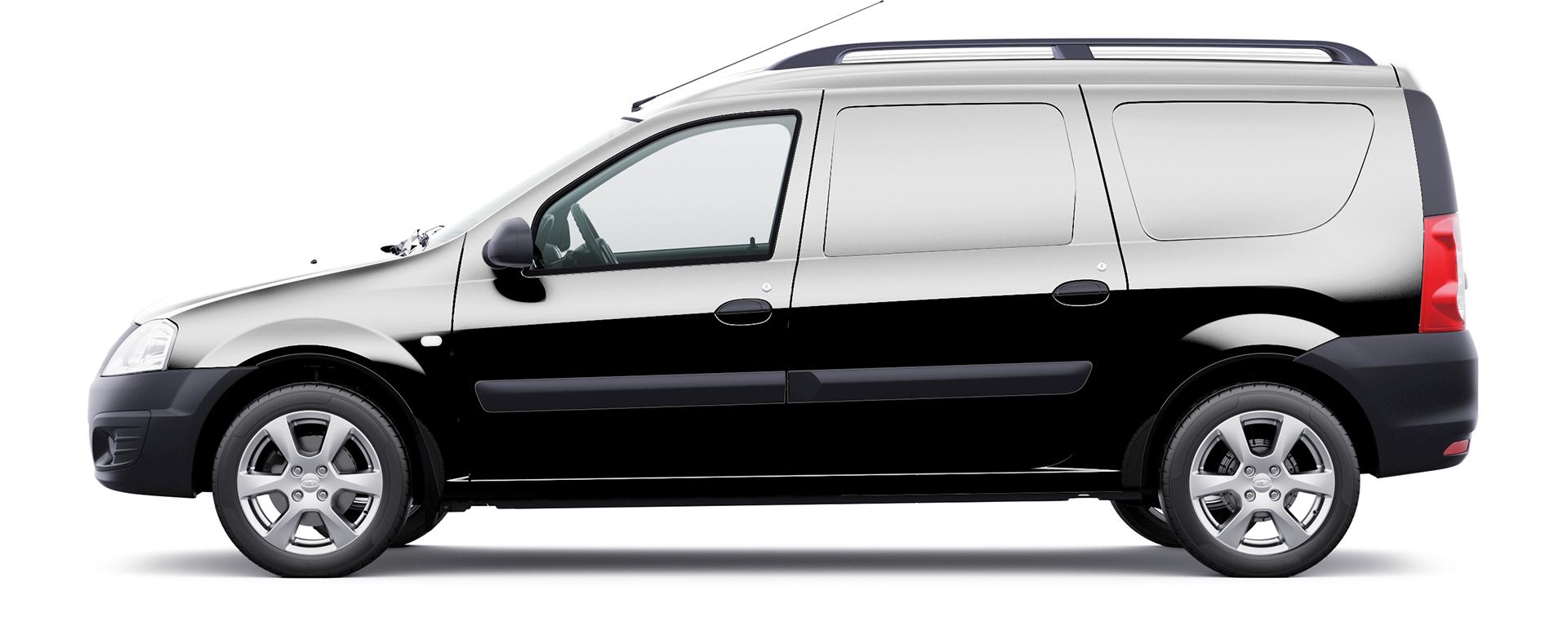 LADA Largus фургон CNG -  Официальный сайт LADA