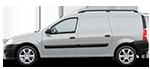 Аксессуары для LADA Largus фургон CNG
