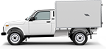 Niva Legend LCVLADA Niva Legend фургон у официального дилера LADA ГРУППА ЛАДА-СЕРВИС в г. Тольятти