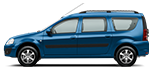 Largus универсал CNG  у официального дилера LADA ГРУППА ЛАДА-СЕРВИС в г. Тольятти