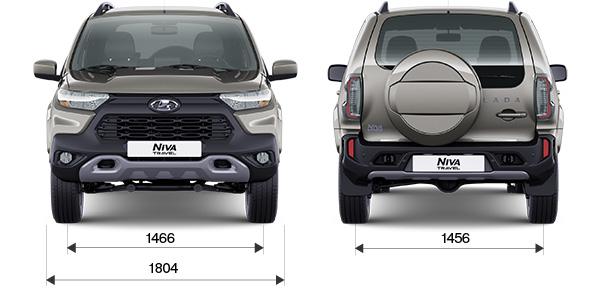 Lada Niva Travel 2021-2022: характеристики, цена, фото и видео-обзор 2