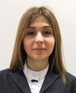 Парамонова Елена Александровна