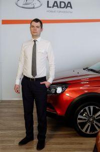 Бросалин Дмитрий Александрович