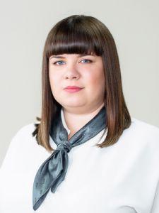 Калачева Елизавета Валерьевна