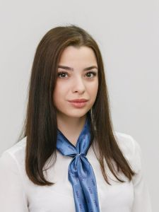 Зокирова Анжелика