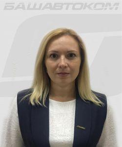 Баженова Юлия Викторовна