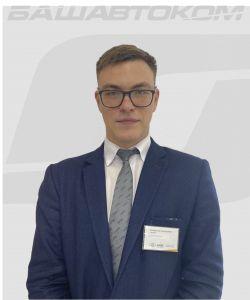 Юнкин Максим Борисович