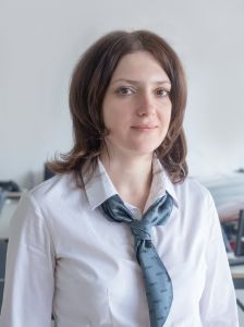 Суматохина Ульяна Николаевна