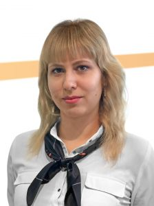 Пышина Дарья Олеговна